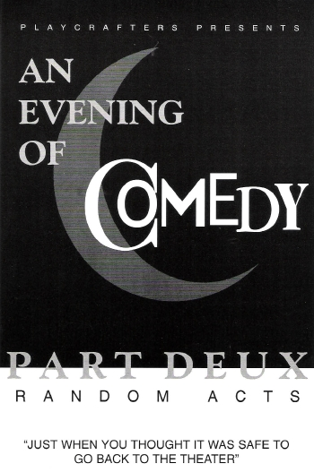 An Evening Of Comedy, Part Deux-1997