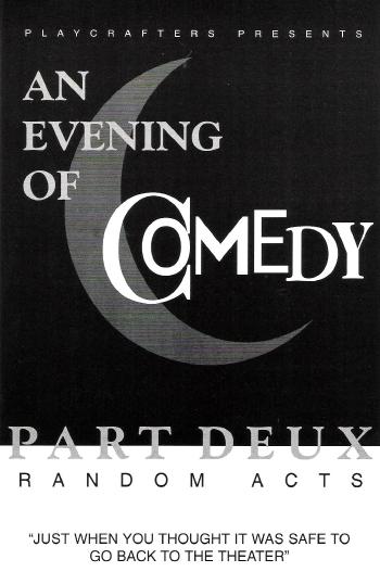 An Evening Of Comedy, Part Deux-1997