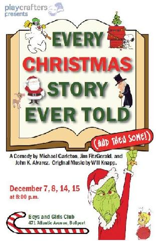 Every Christmas Story Ever Told (And Then Some)-2012