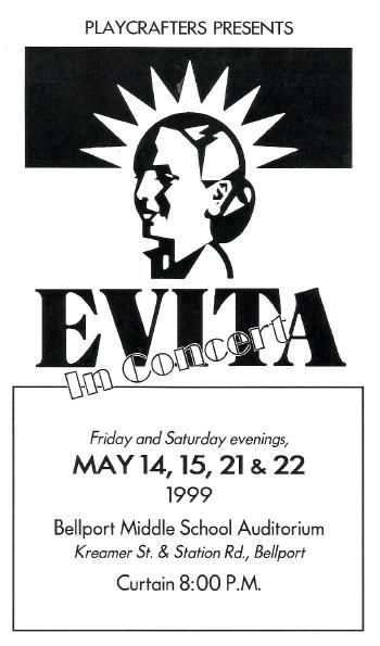 Evita In Concert-1999