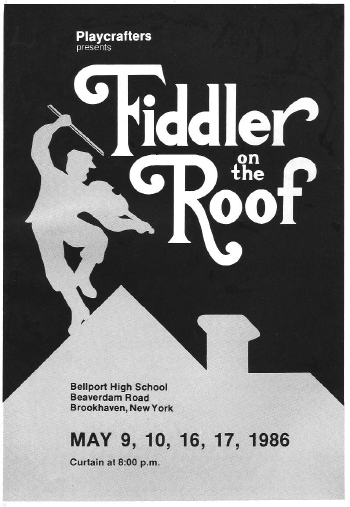 Fiddler On The Roof-1986