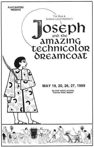 Joseph And The Amazing Technicolor Dreamcoat-1989