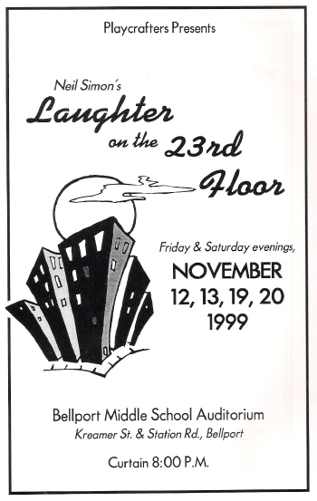 Laughter On The 23rd Floor-1999