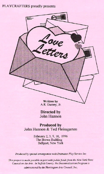 Love Letters-1996