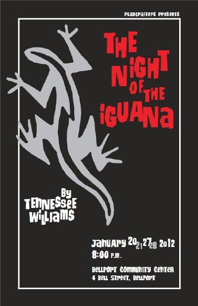 Night Of The Iguana-2012