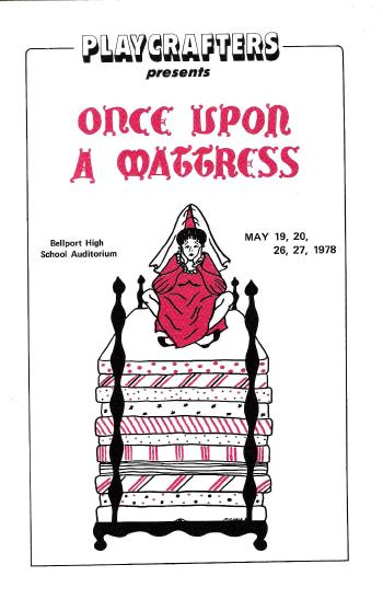 Once Upon A Mattress-1978