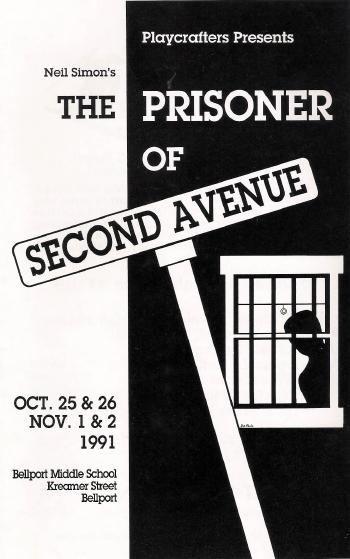 Prisoner Of Second Avenue-1991