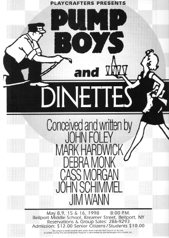 Pump Boys And Dinettes-1998