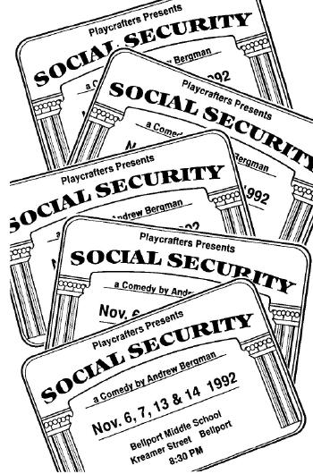 Social Security-1992