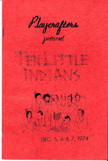 Ten Little Indians-1974