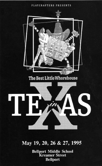 The Best Little Whorehouse In Texas-1995