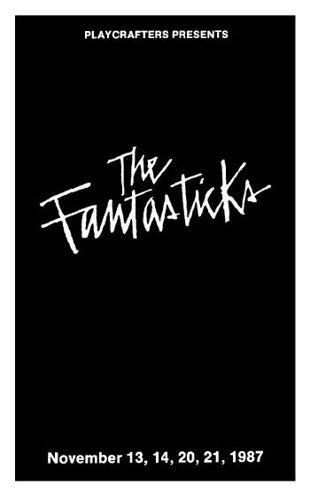 The Fantasticks-1987