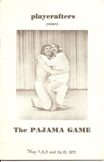 The Pajama Game-1971
