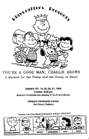 You're A Good Man, Charlie Brown-1990