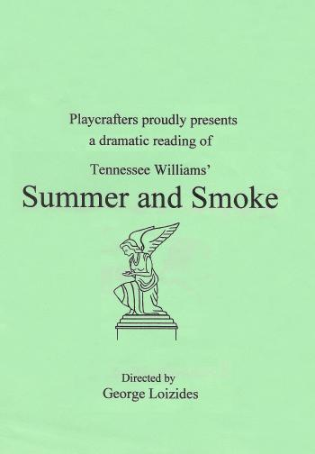 Summer And Smoke (Dramatic Reading)-2002